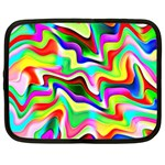 Irritation Colorful Dream Netbook Case (Large) Front