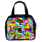 Irritation Colorful Dream Classic Handbags (2 Sides) Front
