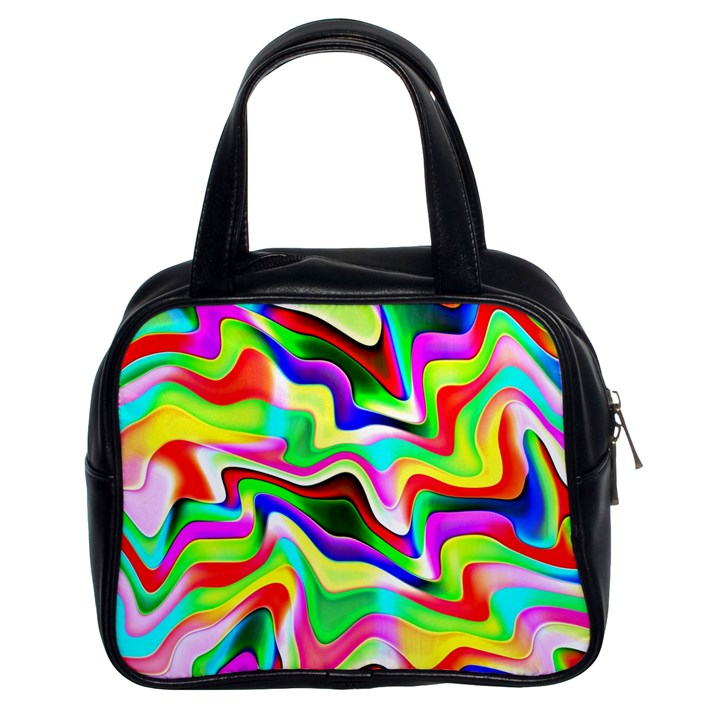 Irritation Colorful Dream Classic Handbags (2 Sides)