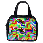 Irritation Colorful Dream Classic Handbags (2 Sides) Back