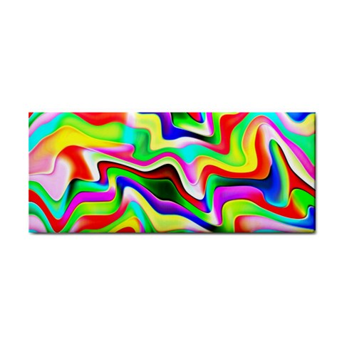 Irritation Colorful Dream Hand Towel