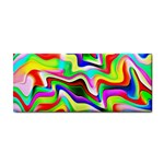 Irritation Colorful Dream Hand Towel Front