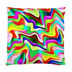 Irritation Colorful Dream Standard Cushion Case (One Side) Front