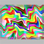 Irritation Colorful Dream Canvas 16  x 12  16  x 12  x 0.875  Stretched Canvas