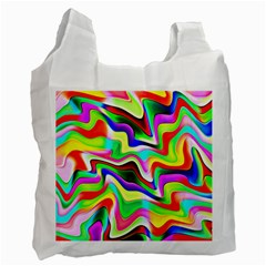 Irritation Colorful Dream Recycle Bag (One Side)