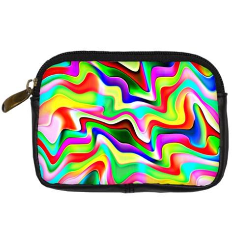Irritation Colorful Dream Digital Camera Cases