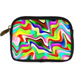Irritation Colorful Dream Digital Camera Cases Front