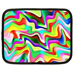 Irritation Colorful Dream Netbook Case (XXL)  Front