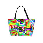 Irritation Colorful Dream Shoulder Handbags Front