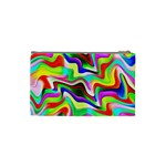 Irritation Colorful Dream Cosmetic Bag (Small)  Back
