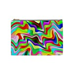 Irritation Colorful Dream Cosmetic Bag (Medium)  Front