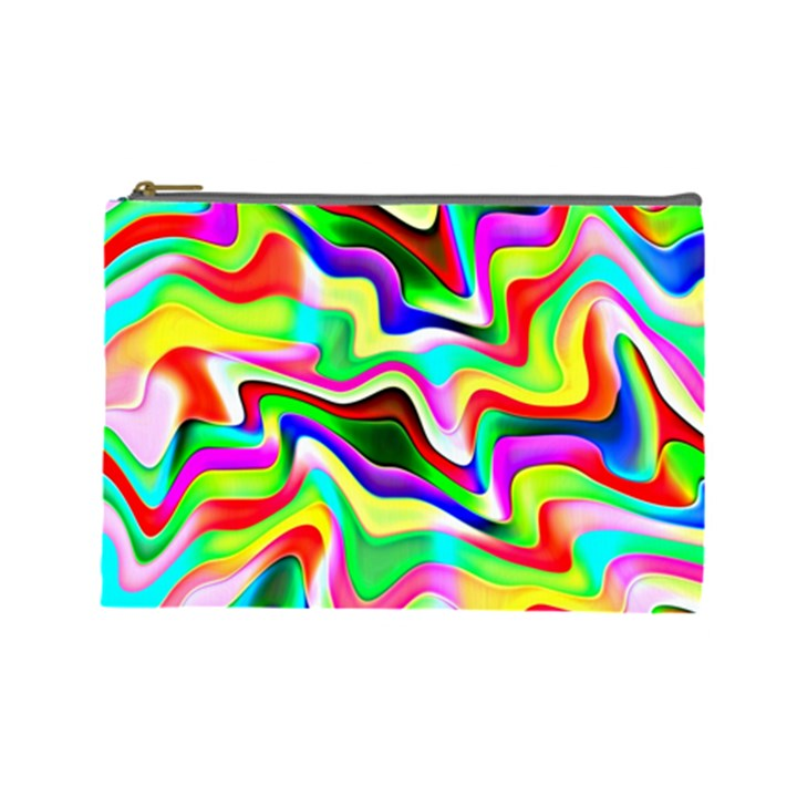 Irritation Colorful Dream Cosmetic Bag (Large)