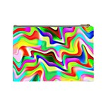 Irritation Colorful Dream Cosmetic Bag (Large)  Back