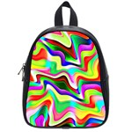 Irritation Colorful Dream School Bags (Small)  Front