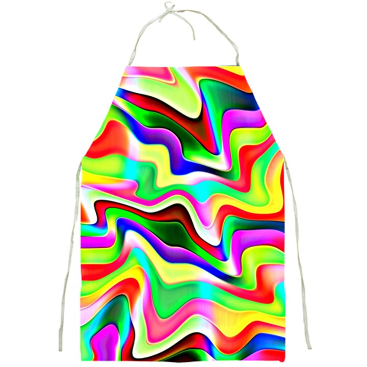Irritation Colorful Dream Full Print Aprons