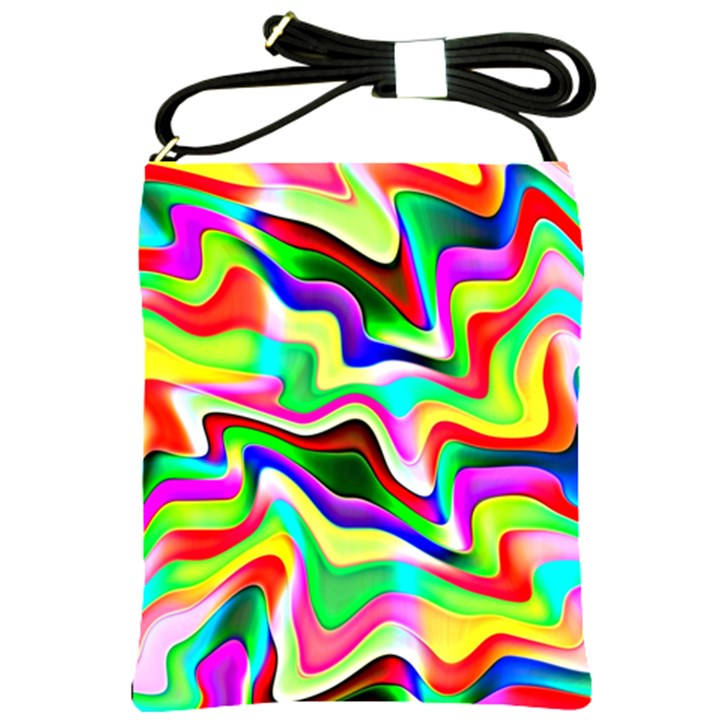 Irritation Colorful Dream Shoulder Sling Bags