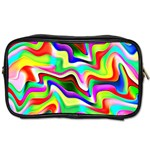 Irritation Colorful Dream Toiletries Bags 2-Side Front