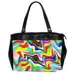 Irritation Colorful Dream Office Handbags (2 Sides)  Front