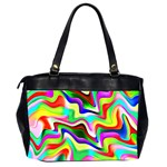 Irritation Colorful Dream Office Handbags (2 Sides)  Back