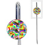 Irritation Colorful Dream Book Mark Front