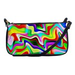 Irritation Colorful Dream Shoulder Clutch Bags Front