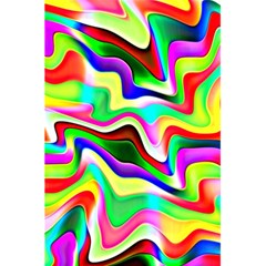 Irritation Colorful Dream 5 5  X 8 5  Notebooks
