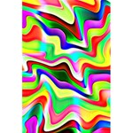 Irritation Colorful Dream 5.5  x 8.5  Notebooks Back Cover