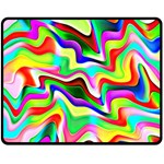 Irritation Colorful Dream Fleece Blanket (Medium)  60 x50 Blanket Front