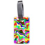 Irritation Colorful Dream Luggage Tags (Two Sides) Front