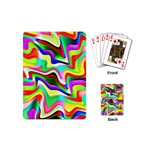 Irritation Colorful Dream Playing Cards (Mini)  Back