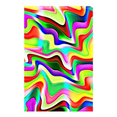 Irritation Colorful Dream Shower Curtain 48  x 72  (Small)