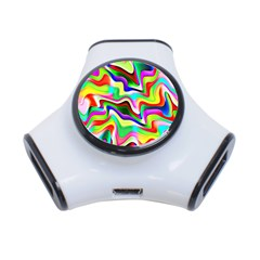 Irritation Colorful Dream 3-Port USB Hub