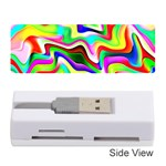 Irritation Colorful Dream Memory Card Reader (Stick)  Front