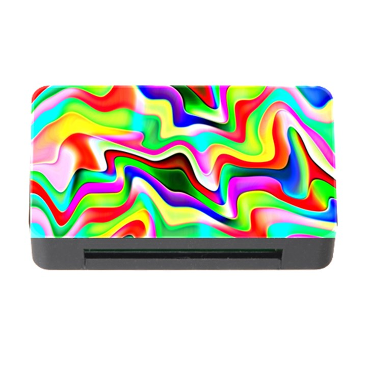 Irritation Colorful Dream Memory Card Reader with CF