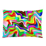 Irritation Colorful Dream Pillow Case (Two Sides) Back