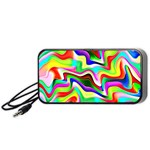 Irritation Colorful Dream Portable Speaker (Black)  Front