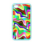 Irritation Colorful Dream Apple iPhone 4 Case (Color) Front