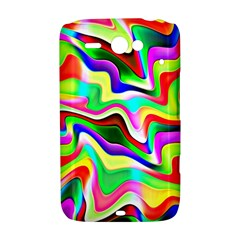 Irritation Colorful Dream HTC ChaCha / HTC Status Hardshell Case