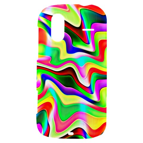 Irritation Colorful Dream HTC Amaze 4G Hardshell Case