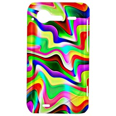 Irritation Colorful Dream HTC Incredible S Hardshell Case