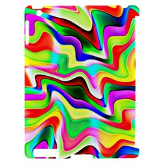 Irritation Colorful Dream Apple iPad 2 Hardshell Case (Compatible with Smart Cover)