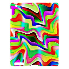 Irritation Colorful Dream Apple iPad 3/4 Hardshell Case
