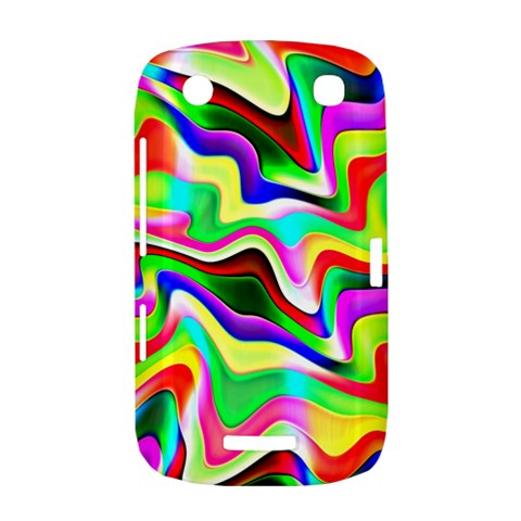 Irritation Colorful Dream BlackBerry Curve 9380