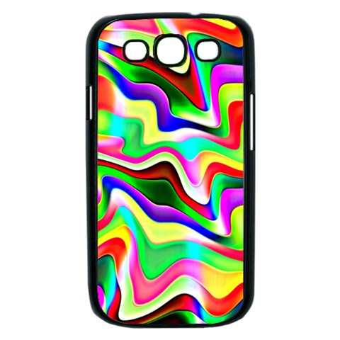 Irritation Colorful Dream Samsung Galaxy S III Case (Black)