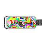 Irritation Colorful Dream Portable USB Flash (One Side) Front