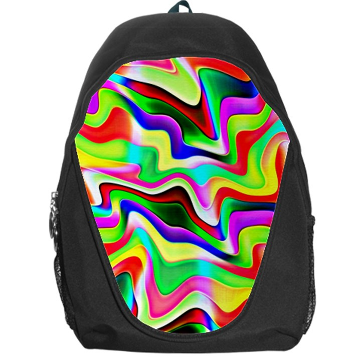 Irritation Colorful Dream Backpack Bag