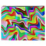 Irritation Colorful Dream Cosmetic Bag (XXXL)  Front