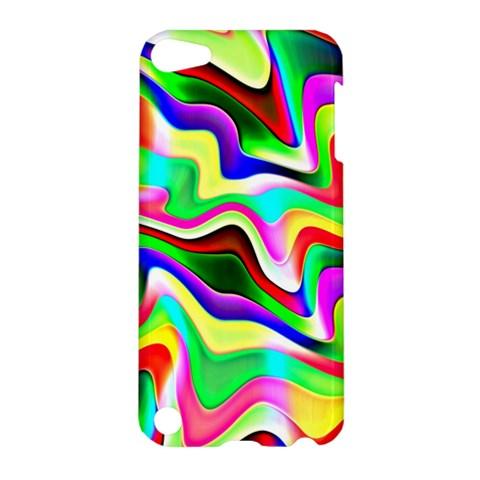 Irritation Colorful Dream Apple iPod Touch 5 Hardshell Case