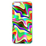 Irritation Colorful Dream Apple Seamless iPhone 5 Case (Color) Front