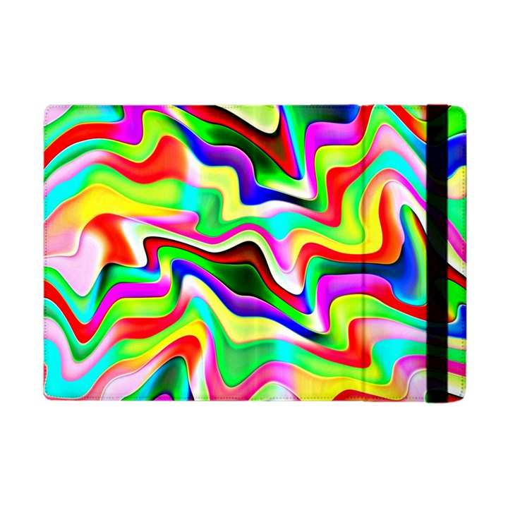Irritation Colorful Dream Apple iPad Mini Flip Case